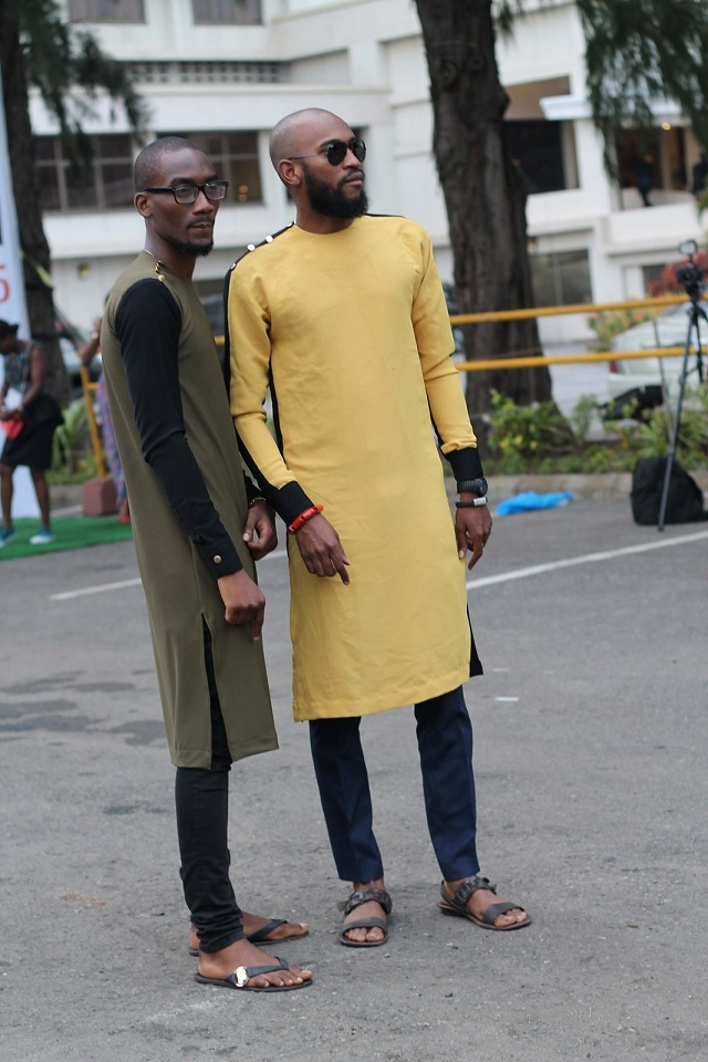 Must See Nigerian Menu2019s Street Style at the Lagos Fashion u0026 Design Week 2015.