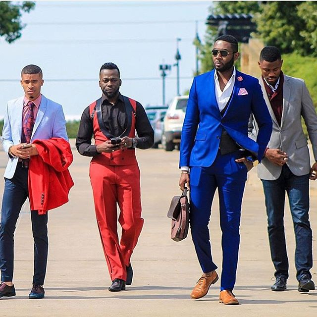 Super Must See: Nigerian Men's Street Style at the Lagos Fashion  VJ96
