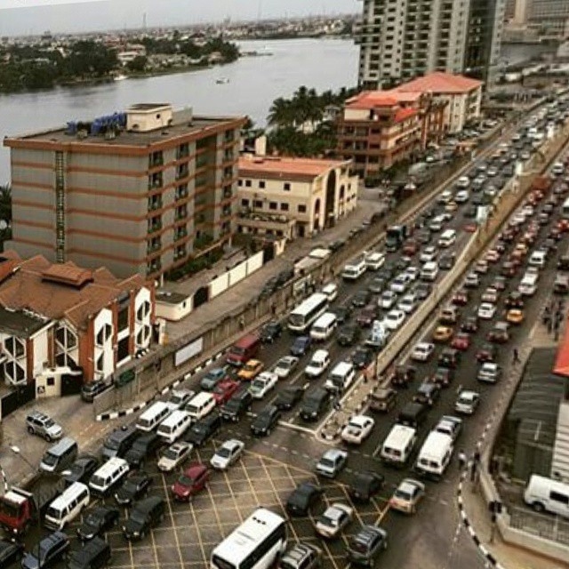 Pictures of Lagos Nigeria