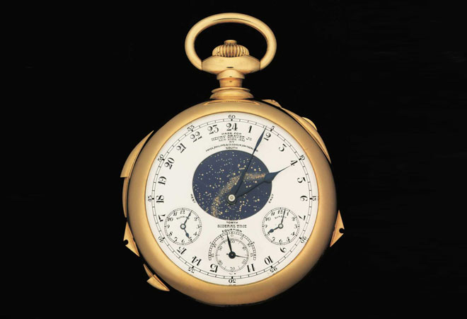 Henry Graves Jr. Patek Philippe Supercomplication