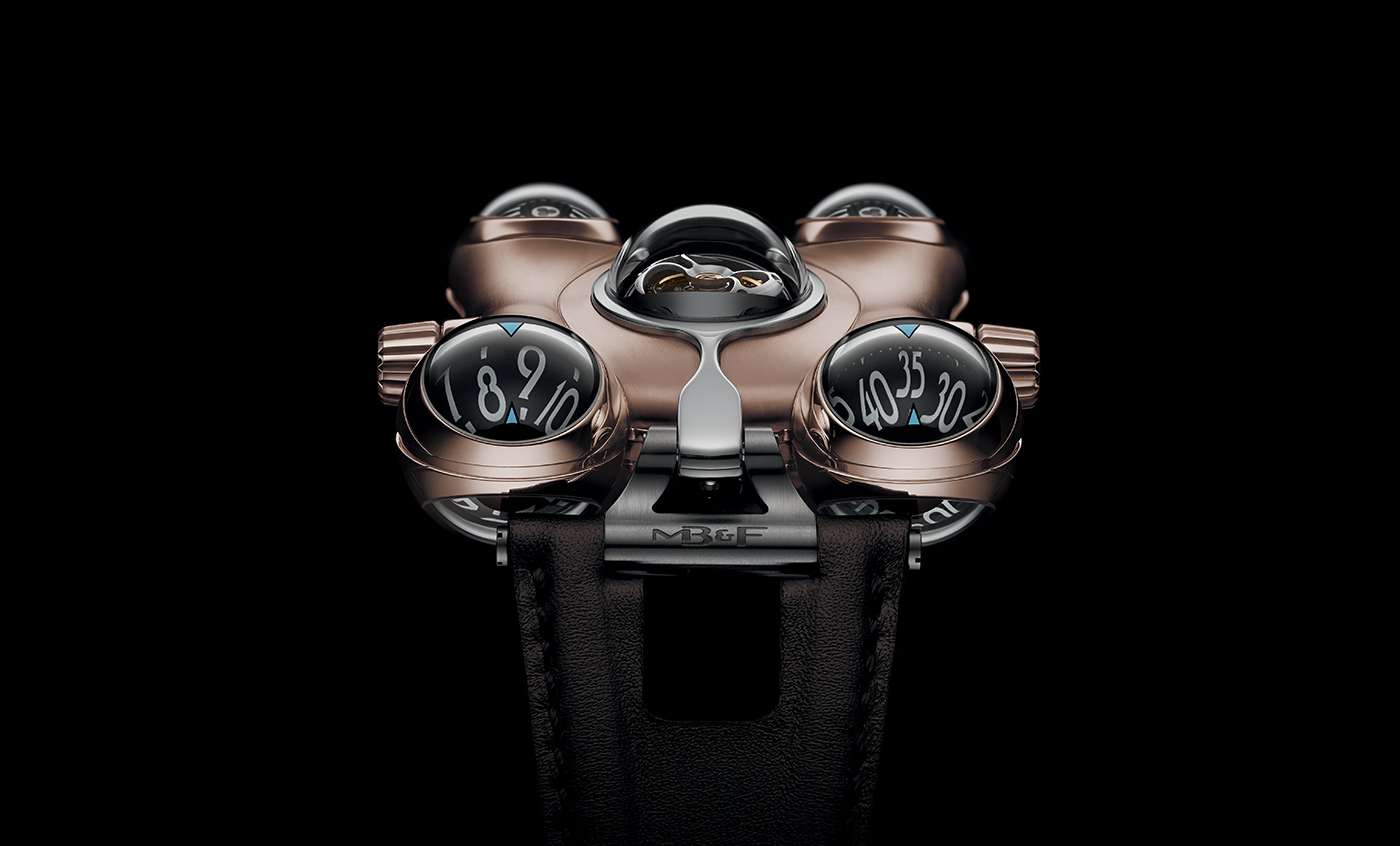 MB&F Horological Machine No 6 (Space Pirate)