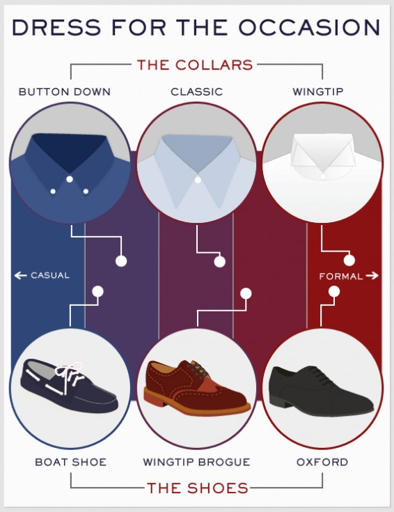 shoes and collars