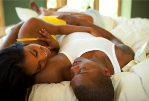 Black-couple-in-bed-II