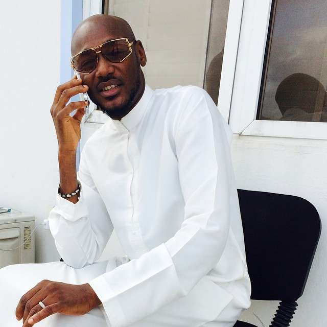 2face-Idibia manly.ng
