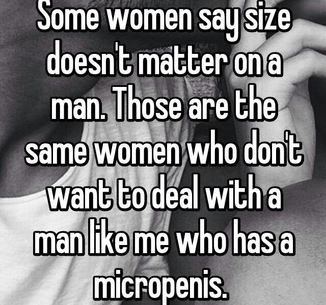 micropenis confessions (2)