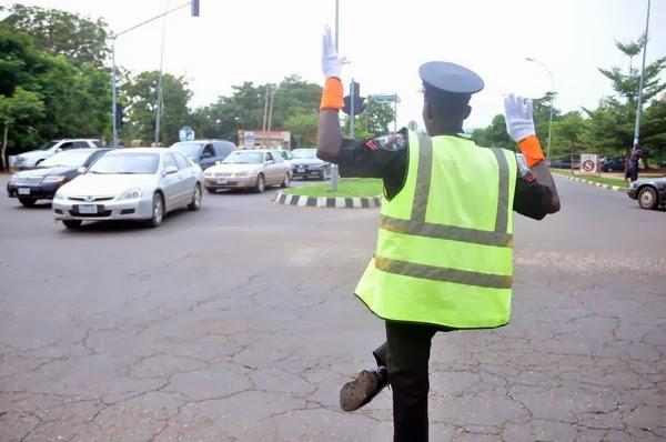 police traffic wardens