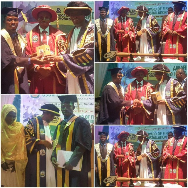 best graduating student
