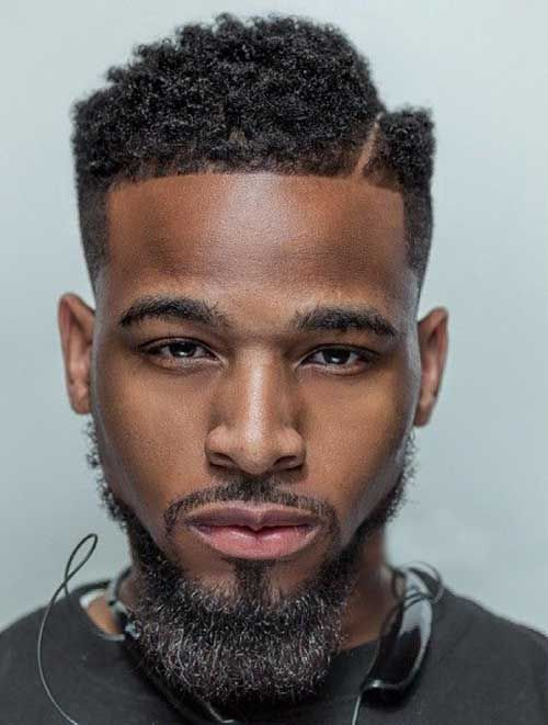Groovy Haircuts For Black Men10 Latest Trendy Cuts That Will Fit You Short Hairstyles For Black Women Fulllsitofus