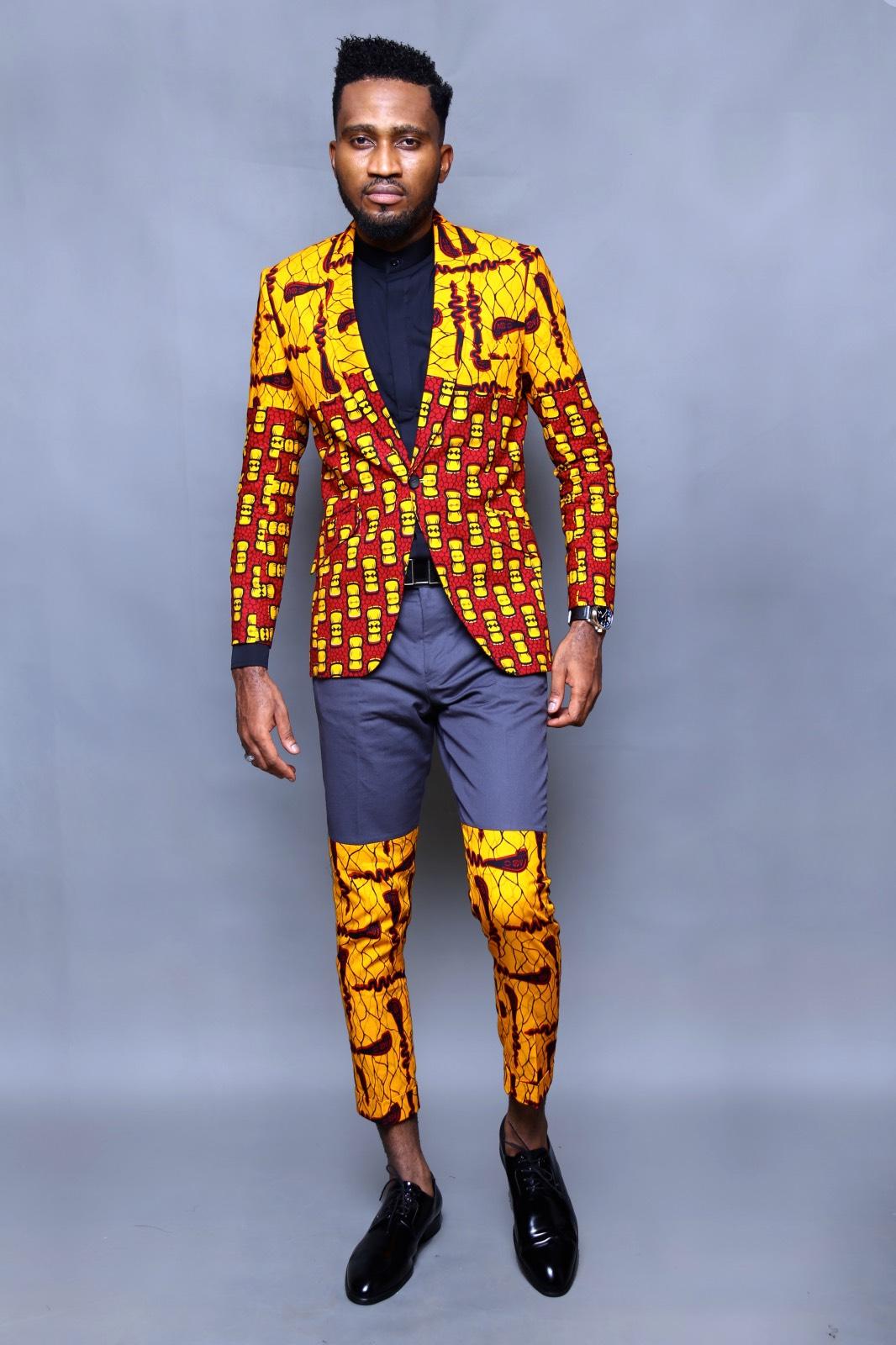 Ankara Shirt Designs For Ladies