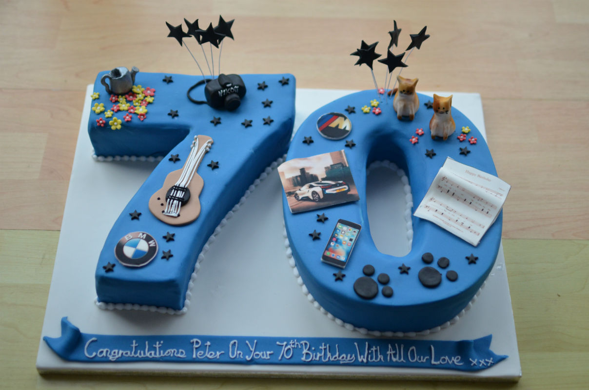 Cake Design For Men : Creative Birthday Cake Ideas for Men of All Ages
