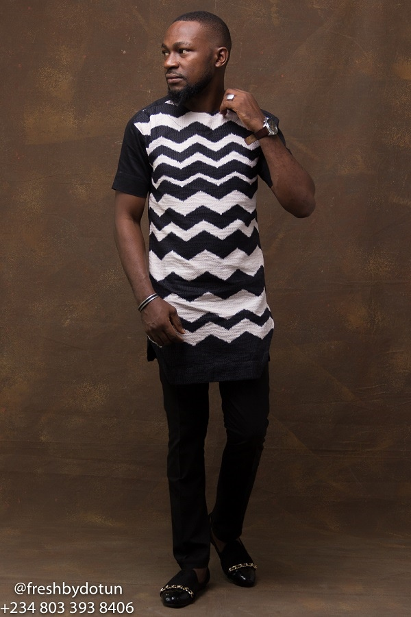 The 2017 Nigerian Men Fashion Styles Magazine