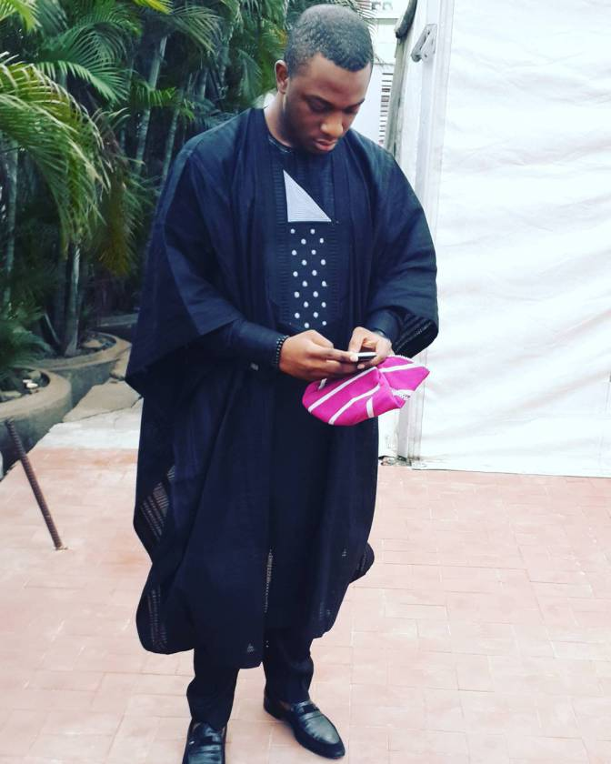 What Agbada Styles Are Men Wearing In 2017?