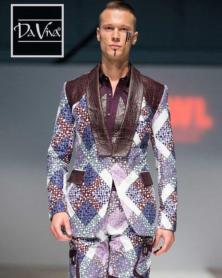 Cool Daviva Ankara Styles for Men3