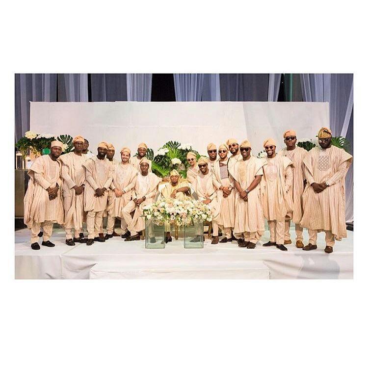 Grooms and Groomsmen Attire: Wedding Suits2
