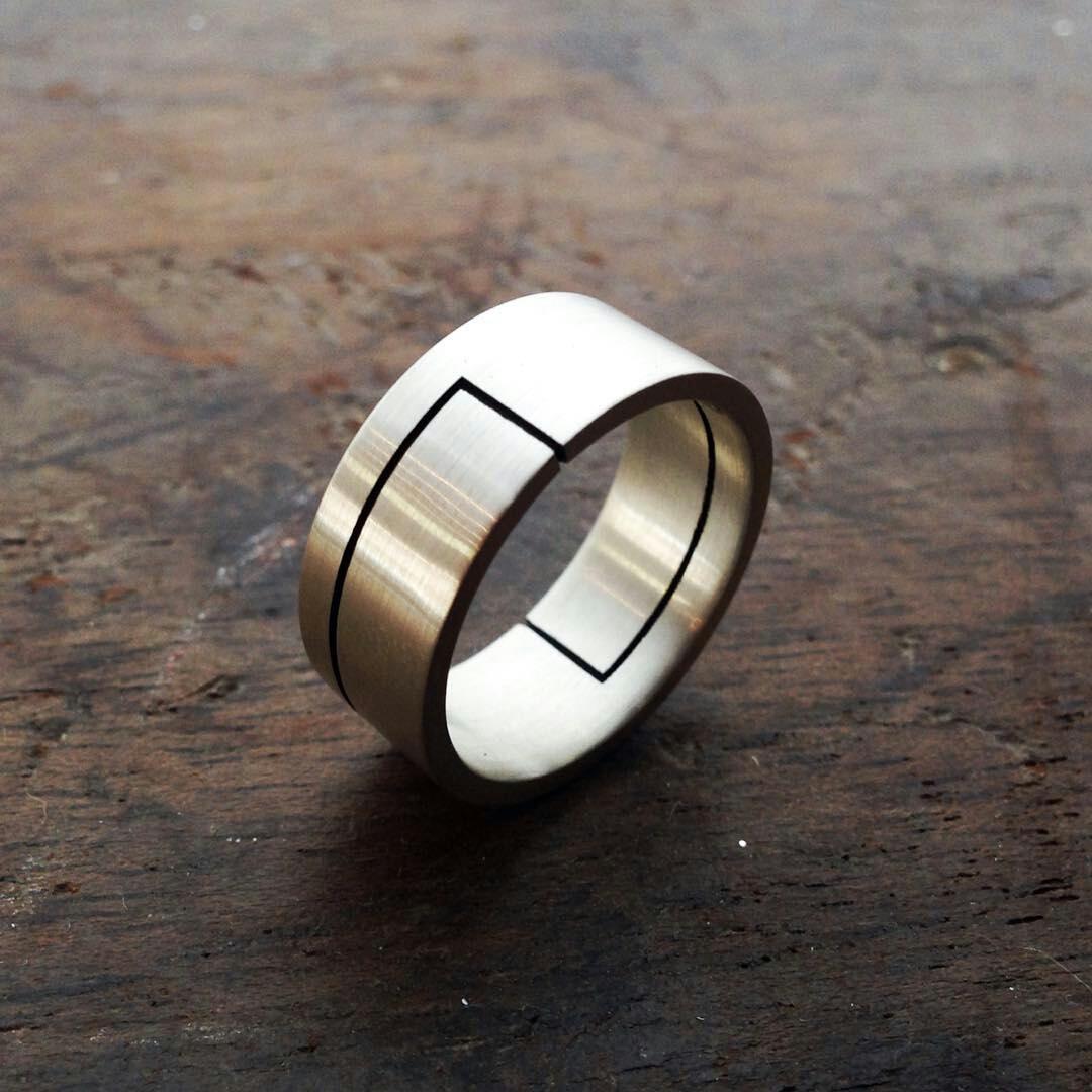 Mens Wedding Bands & Engagement Rings7