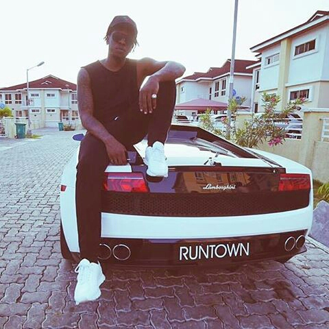 Nigerian celebrities and their Cars (Exclusive Photos) runtown