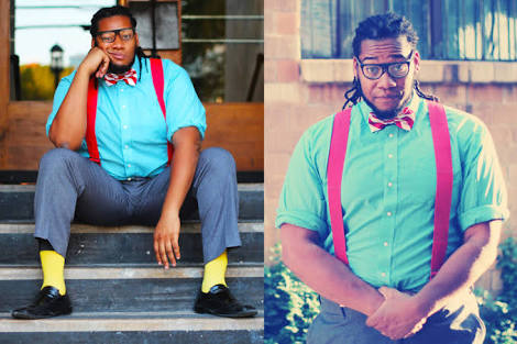 Styles to Wear When You are a Guy on the Fat Side2