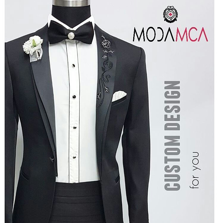 Tuxedo Styles that Suit Dressy Occassions6