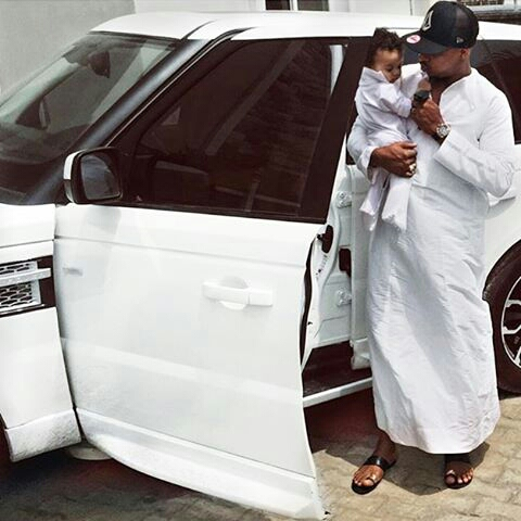 Nigerian celebrities and their Cars (Exclusive Photos)