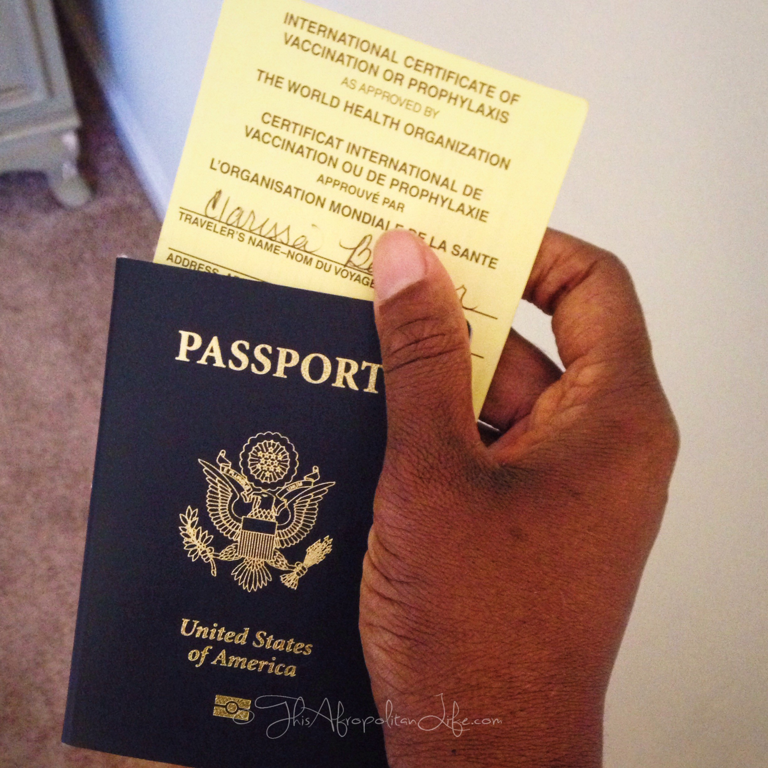 How to Obtain a Yellow Card in Nigeria