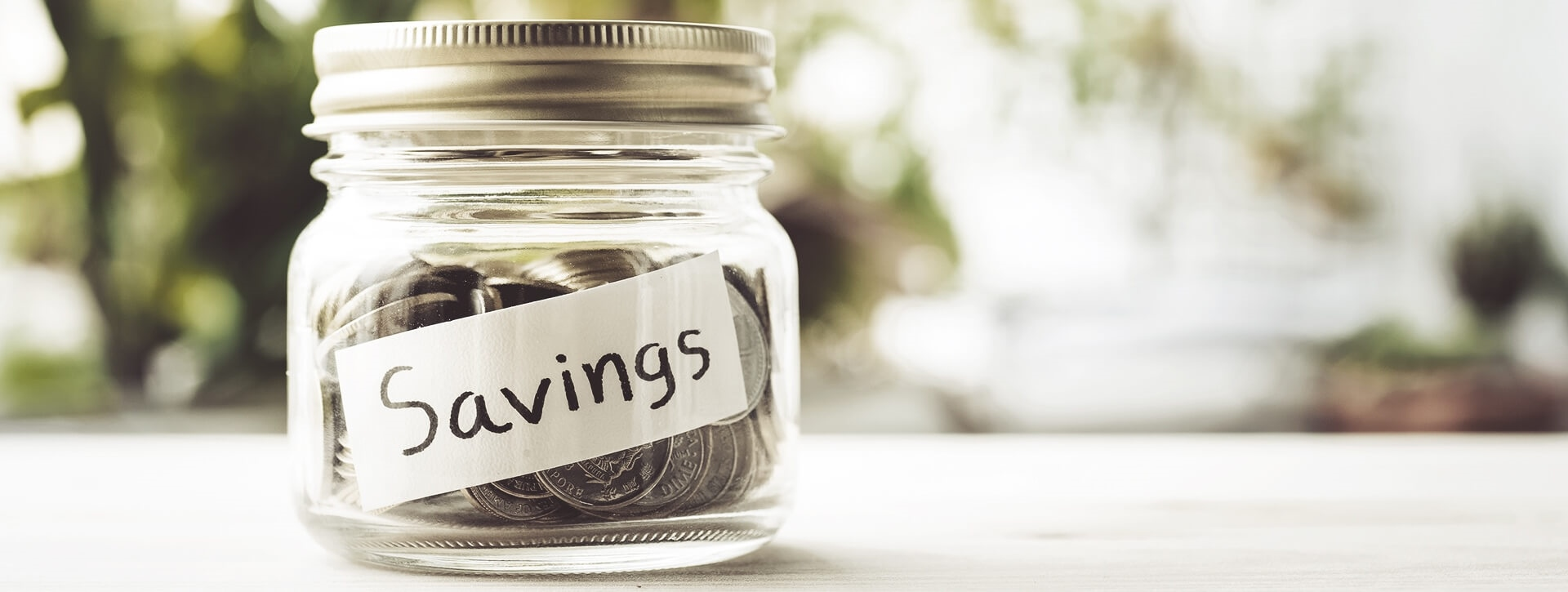 how to create a savings account