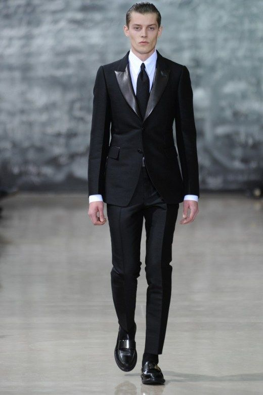 Saint Laurent Suit for Weddings